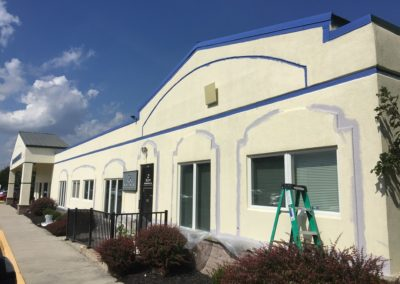 Delaware Podiatric Dover Commercial Painting (5)