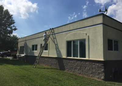 Delaware Podiatric Dover Commercial Painting (7)