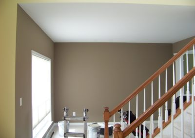 Dining Room Interior Custom Painting (8)