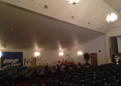 Free Will Baptist Church Commercial Painting (2)