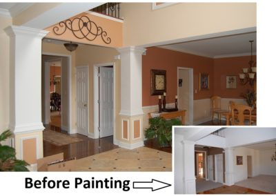 Interior Custom Painting _ Trim (12)