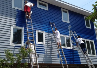 Lewes Exterior Painting Beach House (9)