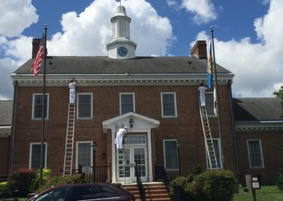 Smyrna Town Hall Commercial Painting (1)