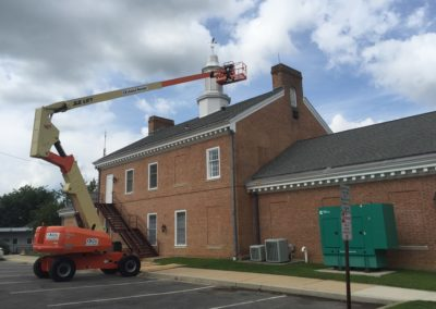 Smyrna Town Hall Commercial Painting (3)